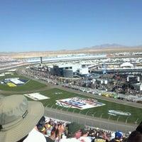 Foto tomada en Las Vegas Motor Speedway por William S. el 3/10/2012