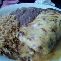 Photo taken at Taqueria El Jaliciense by Ira Y. on 6/15/2012