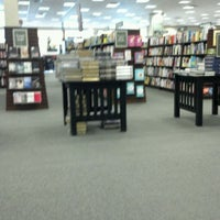 Photo taken at Barnes & Noble by Monika J. on 4/4/2012