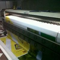 Photo taken at Phong Chi Printing by bò sữa on 3/8/2012