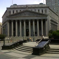 Photo taken at Appellate Term, First Department by William S. on 6/1/2012