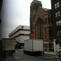 Photo taken at St. Vincent's Hospital (Former Site) by Bill B. on 7/19/2012