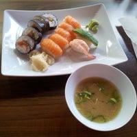 Photo taken at Sushi Baren by Lena S. on 6/30/2012