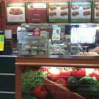 Photo taken at Subway by Andrew S. on 8/23/2012