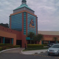 Photo taken at Litoral Plaza Shopping by Jeferson M. on 2/27/2012