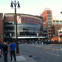 Photo taken at Ford Field by Taylor A. on 8/30/2012