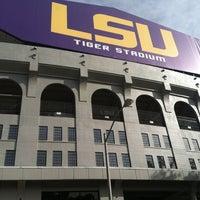 Photo taken at Tiger Stadium by Ken E. on 7/11/2012