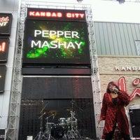 Photo taken at Kansas City Live! by Jeffrey H. on 6/2/2012