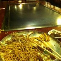 Photo taken at Ukai Japanese Steak House by Holly W. on 6/23/2012
