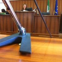 Photo taken at Tribunale di Frascati by Francesco P. on 4/30/2012
