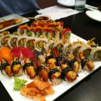 Photo taken at Sushi Para M by Joe S. on 6/16/2012