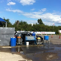 Photo taken at Ash Hand Car Wash by Darryl H. on 8/26/2012
