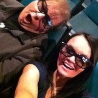 Photo taken at Regal Cinemas Village Park 17 by Shyla M. on 2/16/2012