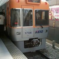 Photo taken at Inokashira Line Shibuya Station (IN01) by Miku N. on 7/28/2012