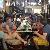 Photo taken at Los Angeles Brewing Company by Julie B. on 5/27/2012