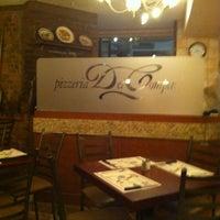 Photo taken at Pizzeria Dei Compari by Florian P. on 4/17/2012