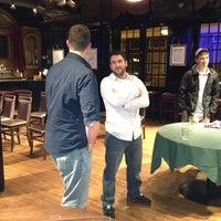 Photo taken at McFadden's Restaurant & Saloon by mark m. on 3/7/2012