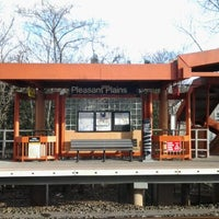 Photo taken at MTA SIR - Pleasant Plains by Karel J. on 3/29/2012