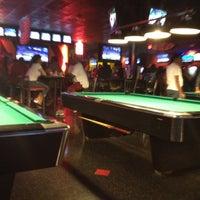 Photo taken at Peabody's Billiards & Games by Kiran K. on 6/30/2012