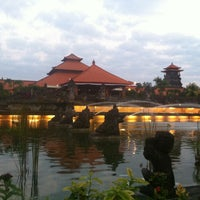 Photo taken at Ayodya Resort Bali by Ксения К. on 8/15/2012