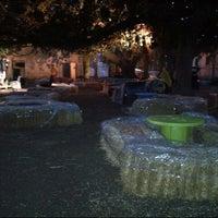 Photo taken at Via della Vittoria by Giovanni M. on 9/2/2012