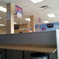 Photo taken at Big Wave Laundromat by Rocio Z. on 4/13/2012