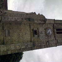Photo taken at Holyrood Church by Niclas A. on 8/6/2012