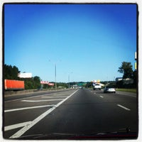 Photo taken at I-75/275 & I-640 by Meredith B. on 8/12/2012