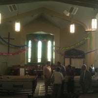 Photo taken at Central Christian Church Disciples Of Christ by Matt A. on 4/8/2012