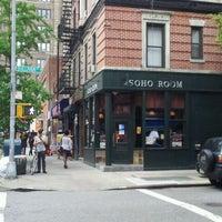 Photo taken at SoHo Room by Rodrigo G. on 5/30/2012