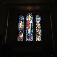 Photo taken at Crossroads Baptist Church by Devin B. on 6/3/2012