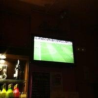 Photo taken at La Herreria Bar de Copas by Eduardo P. on 4/26/2012
