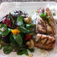 Photo taken at SanSai Japanese Grill by Ryan M. on 2/12/2012