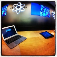 Photo taken at Apple Anchorage 5th Avenue Mall by Tim A. on 5/20/2012