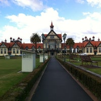 Photo taken at Rotorua by Miguel Angel on 8/9/2012