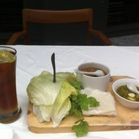 Photo taken at Greyhound Café by Thitaporn C. on 4/16/2012