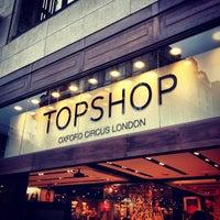 Photo taken at Topshop by Ricardo P. on 6/1/2012