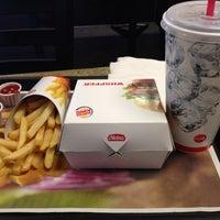 Photo taken at Burger King by Lerimer S. on 3/10/2012