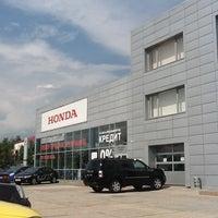 Photo taken at Автосервис Автодель by Artyom on 7/13/2012