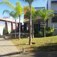 Photo taken at UniCEUB - Centro Universitário de Brasília by Karin V. on 9/2/2012