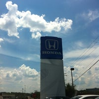 Photo taken at West Broad Honda by Vishal V. on 6/10/2012
