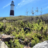 Photo taken at Montauk Point Lighthouse by Michigan M. on 9/11/2012