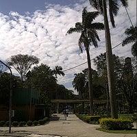 Photo taken at Jardim Botânico de São Paulo by Claudia F. on 7/26/2012