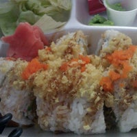 Photo taken at Makoto Sushi by Queen B. on 7/18/2012
