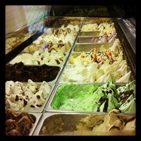 Photo taken at Millers Ice Cream by Rasmus F. on 5/5/2012