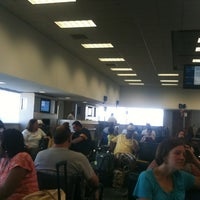 Photo taken at Gate D8 by Doug S. on 5/27/2012