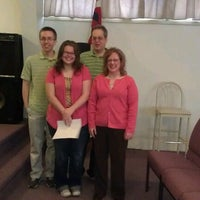 Photo taken at city life worship center by Lisa W. on 3/11/2012