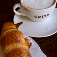 Photo taken at Costa Coffee by Nora D. on 6/25/2012