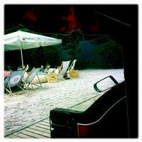 Photo taken at Nektar Beach by Julia F. on 8/4/2012