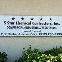 Photo taken at Five Star Eletrical Contractors by Allen B. on 6/15/2012